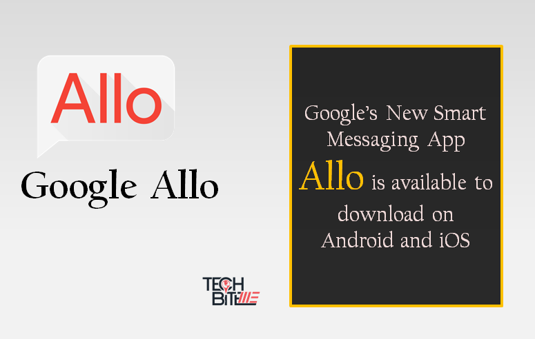 Google Allo is Finally Available to Download on Android and iOS