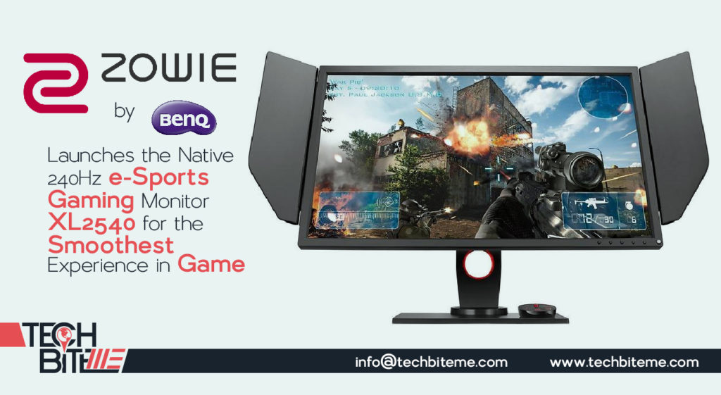 Benq Zowie Launches The Smoothest Experience In Game