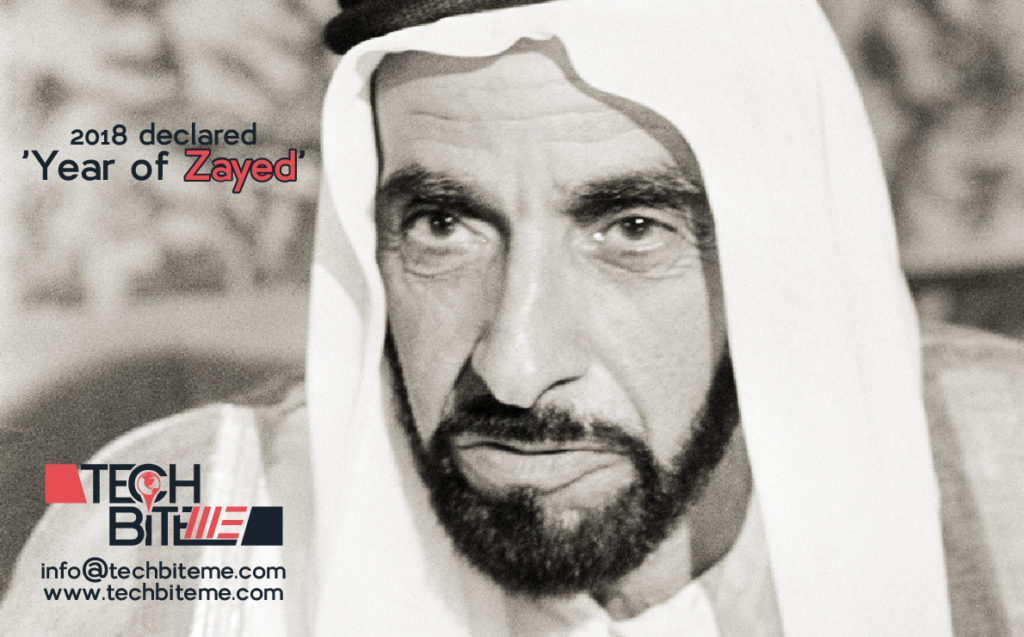 2018 Declared The Year Of Sheikh Zayed on Science Exhibition